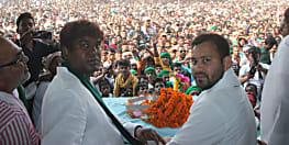 तेजस्वी यादव ने कहा मोदी सरकार अगर फिर से सत्ता में आई, तो चली जायेंगी सारी नौकरियां