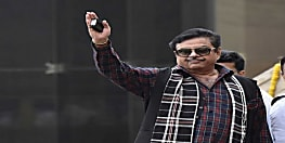 पार्टी दफ्तर पहुंचे शत्रुघ्न सिन्हा का भारी विरोध, कार्यकर्ताओं ने बताया खोटा सिक्का