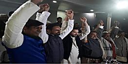 महागठबंधन की एकजुटता दिखाने को लेकर पटना में कल संयुक्त प्रेस कांफ्रेंस, एनडीए पर हमले की तैयारी