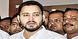 तेजस्वी यादव ने EVM पर फिर से उठाये सवाल,कहा- बिहार में ईवीएम चलकर होटल भी पहुंची...