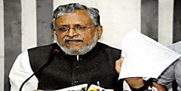 सुशील मोदी ने केंद्र सरकार से लगाईं गुहार, रिसर्च सेंटर स्थापित करने के लिए मांगी 100 करोड़ की मदद