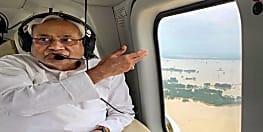 सीएम नीतीश कुमार का सीतामढ़ी दौरा आज, बाढ़ प्रभावित क्षेत्रों में चल रहे राहत कार्यो का लेंगे जायजा