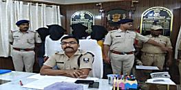 मोतिहारी पुलिस ने हीरा हत्या कांड का किया भंडाफोड़, तीन गिरफ्तार