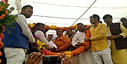 हजारों समर्थकों के साथ जन अधिकार पार्टी में शामिल हुए पूर्व विधायक रामचंद्र यादव, पप्पू यादव ने किया स्वागत