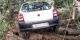 नालंदा में कार और बाइक में सीधी टक्कर, 4 गंभीर रुप से घायल