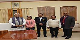 बिहार की रग्बी प्लेयर स्वीटी कुमारी ने की मुख्यमंत्री से मुलाकात,सीएम नीतीश ने दिया हरसंभव मदद का भरोसा