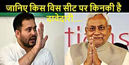 Bihar Election 2020: बिहार की इन 12 विधानसभा सीटों पर दोनों गठबंधन में किस दल का बन रहा मजबूत दावा, जानिए एक-एक सीट का हाल ....