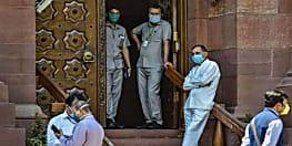 राष्ट्रपति भवन के बाद लोकसभा सचिवालय पहुंचा कोरोना, संक्रमित मिला कर्मचारी