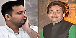 तेजस्वी यादव पर जदयू का अबतक का सबसे बड़ा सियासी हमला, कहा- AC कमरे में बैठ कर आप बस दिल्ली में मौज और ट्वीट कीजिए