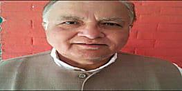 लॉक डाउन के बीच मनरेगा जैसे योजनाओं पर अविलंब काम शुरू करे सरकार : ललित मोहन सिंह