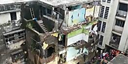 महाराष्ट्र में 3 मंजिला इमारत गिरी, 8 की मौत