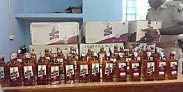 अब आर्मी का बोर्ड लगाकर बिहार में हो रही शराब की तस्करी, बड़ी खेप बरामद