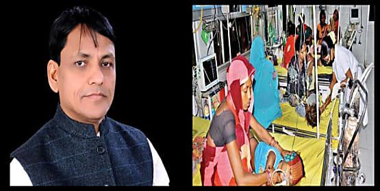 केन्द्रीय मंत्री नित्यानंद राय की बड़ी पहल, पीसीआईयू बनाने के लिए अपने सांसद कोटे से दिए 25 लाख