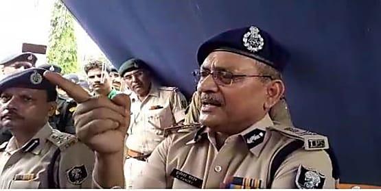 बिहार में DGP की भी हो सकती है हत्या, मीडिया के सवाल पर भड़के बिहार पुलिस के मुखिया