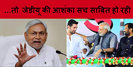 BJP ने चिराग के साथ मिल नीतीश को ठिकाने लगाने की रची थी प्लानिंग! सफल होने पर लोजपा का PM मोदी से ये मांग,CM नीतीश ऐसा होने देंगे?