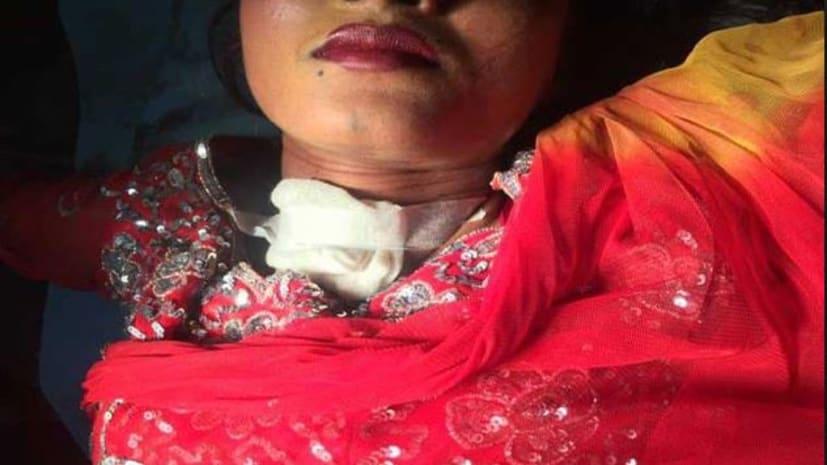 शादी समारोह में नाच के दौरान चली गोली, डांसर की मौत