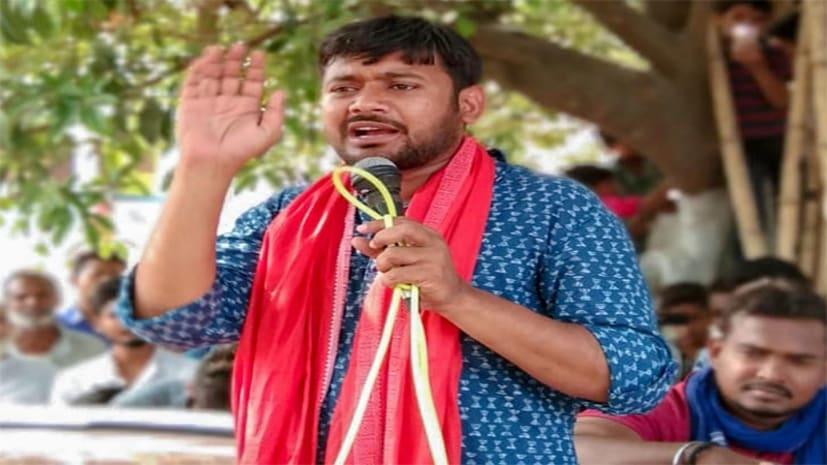 बेगूसराय में कन्हैया के विरोध के बाद भारी बवाल, पुलिस ने मामले को कराया शांत