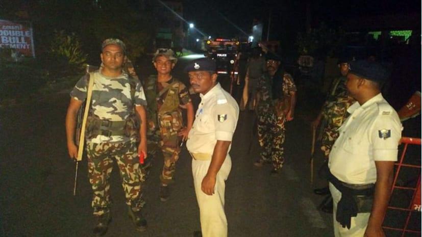 बाहुबली विधायक अनन्त के करीबी रणवीर को छुड़ाने के लिये समर्थकों ने किया पुलिस पर हमला,13 गिरफ्तार