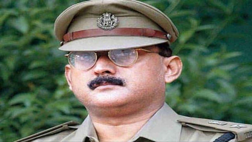 पूर्व आईपीएस अमिताभ दास ने बाहुबली अनंत सिंह से जान का खतरा बता डीजीपी से सुरक्षा की लगाई थी गुहार....मिल गया बॉडीगार्ड