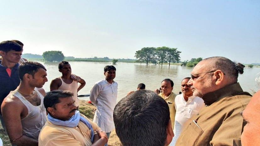 गिरिराज सिंह का CM नीतीश पर बड़ा हमला, बेगूसराय के साथ सरकार जानबुझ कर रही है सौतेला व्यवहार...