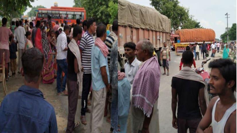 बड़ी खबर : मुजफ्फरपुर में पुलिसकर्मी को मारी गोली, लूट ले गए कार्रबाइन