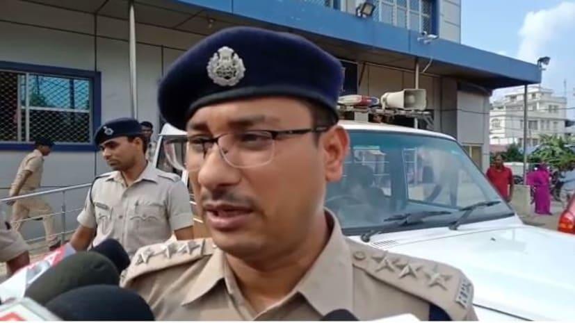 बड़ी खबर : मुजफ्फरपुर में पुलिसकर्मी को मारी गोली, इलाज के दौरान मौत