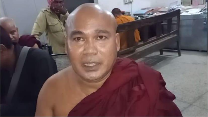 गया में बौद्ध भिक्षु पर शिष्य ने किया हमला, पुलिस ने किया गिरफ्तार