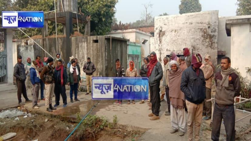 पटवन को लेकर हुआ विवाद, मधेपुर गांव में गोली मारकर युवक की हत्या