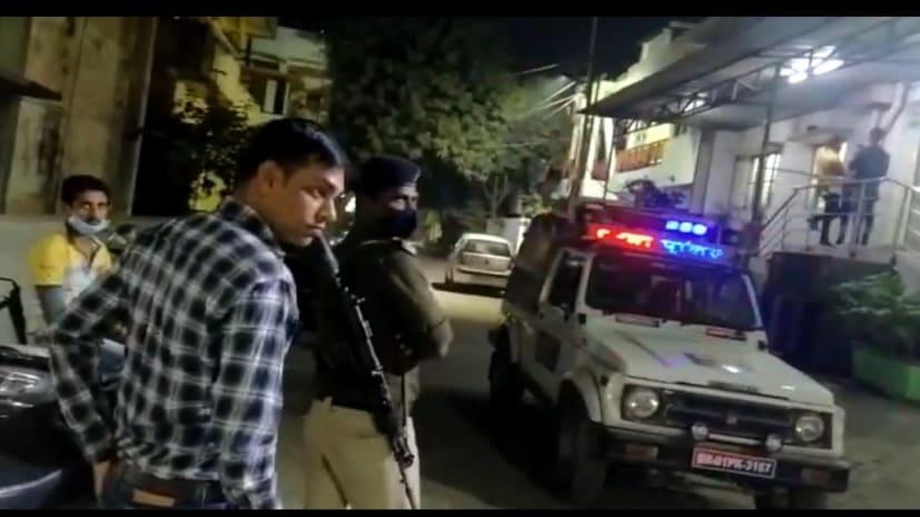 BIG BREAKING: पटना में छात्र को बीच सड़क पर दौड़ाकर मारी गोली, मची अफरातफरी