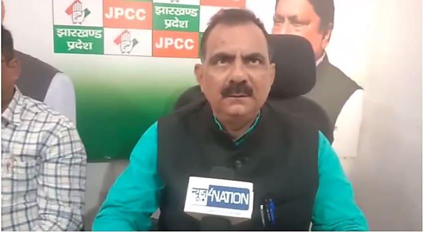 प्रदीप यादव को लेकर झारखंड कांग्रेस में अंदरूनी कलह  जारी, दिल्ली में पार्टी हाईकमान से मिले कार्यकारी अध्यक्ष