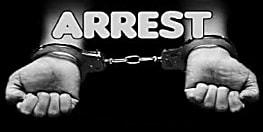 अपराधियों पर नकेल कसते हुए पुलिस ने 5 अपराधियों को दबोचा, 2 पिस्टल सहित 15 जिंदा कारतूस बरामद