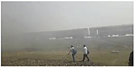 कटिहार न्यू जलपाईगुड़ी के बीच डिब्रूगढ़ के इंजन में लगी आग, दो की मौत