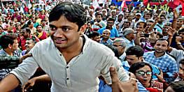 बेगूसरायसेसीपीआई के उम्मीदवार कन्हैया कुमार सहित 12 लोगों पर केस दर्ज