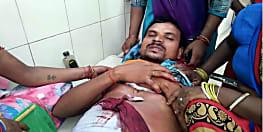 पटना में दो पक्षों के बीच जमकर मारपीट, एक को चाकू से गोदा, हालत गंभीर