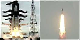 अंतरिक्ष में भारत ने रचा इतिहास, इसरो ने लॉन्च किया चंद्रयान-2