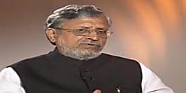 सुशील मोदी ने राजद पर साधा निशाना, कहा-जनता ने परिवारवादी पार्टी का दंभ किया चूर