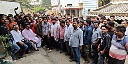 बिहार सरकार के पूर्व मंत्री अजीत कुमार पहुंचे मुजफ्फरपुर, सुनी लोगों की समस्याएं