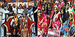 सांप्रदायिक सौहार्द की मिसाल : मुस्लिम महिलाओं ने हिन्दू बेटी को दुल्हन के रुप में किया तैयार, मुस्लिम भाईयों ने किया बारात का स्वागत