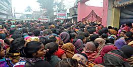 कंबल वितरण के दौरान मुजफ्फरपुर में भगदड़, एक महिला की मौत