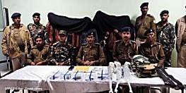 हजारीबाग पुलिस की बड़ी कार्रवाई, टीपीसी के 7 उग्रवादी गिरफ्तार