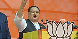 जेपी नड्डा का एलान- नीतीश कुमार के नेतृत्व में लड़ेंगे विधानसभा का चुनाव,एक बार फिर से बनेगी NDA की सरकार