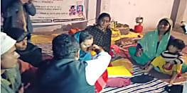 बालिका गृह कांड की जांच को लेकर आमरण अनशन 23 वें दिन समाप्त, एसडीओ पूर्वी ने तुड़वाया अनशन