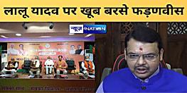 BJP कार्यसमिति की बैठक में देवेन्द्र फड़नवीस ने नीतीश सरकार का खूब किया बखान,कहा- हम सब पत्थर से भी पानी निकाल सकते हैं