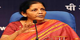चुनावी मैदान में उतरी निर्मला सीतारमण, साधा राजद पर निशाना कहा- नीतीश संग खुश है बिहार