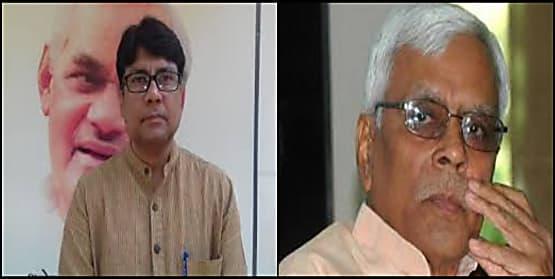 बीजेपी का तंज- तेजस्वी ने की शिवानंद तिवारी की उपेक्षा...क्या करते? राजद छोड़कर उन्होंने अपना सम्मान बचाया