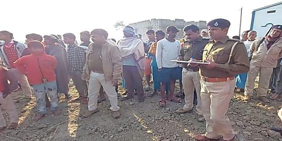 मोकामा में वृद्ध किसाान की निर्मम हत्या : भूमि विवाद में 8 गोली मारने के बाद अपराधी हो गए फरार, मौत