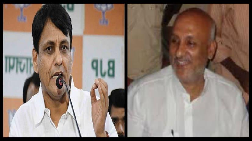 RJD विधायक की गिरफ्तारी पर राजनीति शुरू, BJP बोली-RJD को विरासत मे मिला है कानून से खिलवाड़ करना