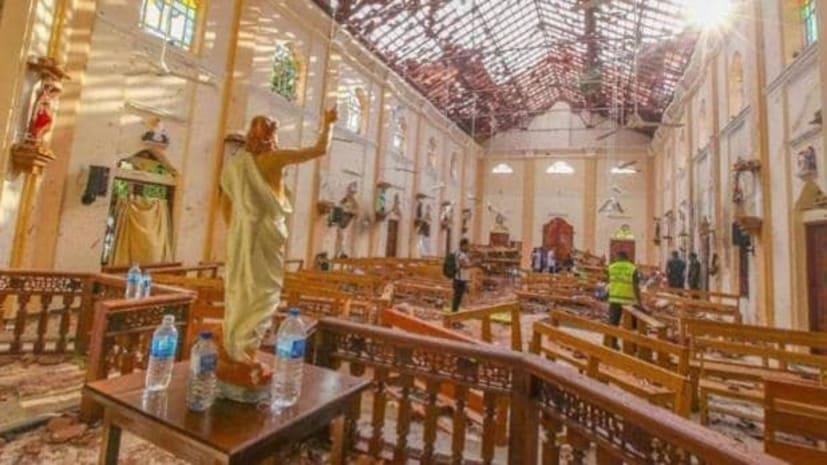सीरियल धमाके के बाद गम और खौफ में श्रीलंका, आज रात से इमर्जेंसी लागू