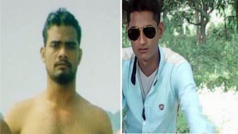 कुख्यात प्रकाश चौधरी और नीरज नेपाली को एसटीएफ ने दबोचा, डॉन रणजीत चौधरी गिरोह के है दोनो शार्प शूटर