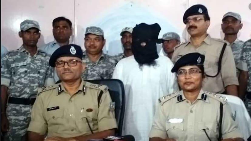 BIG BREAKING :  मोस्ट वांटेड आतंकवादी कलीमुद्दीन जमशेदपुर से गिरफ्तार, ATS ने दबोचा